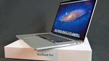 ¿Cuánto cuesta un MacBook Pro?