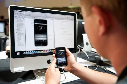 como hacer una aplicación móvil