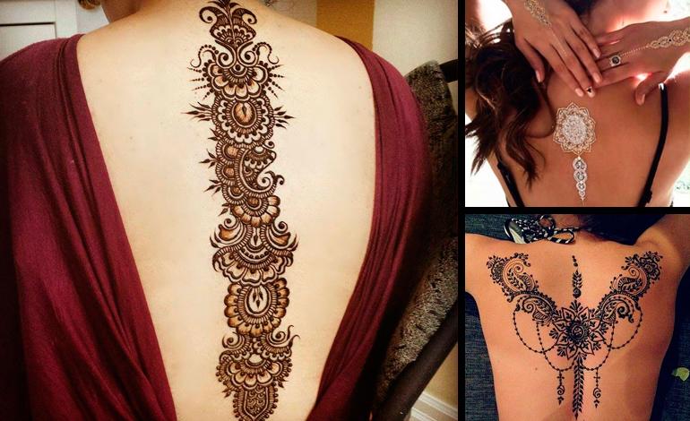cuanto cuesta un tatuaje de henna en España