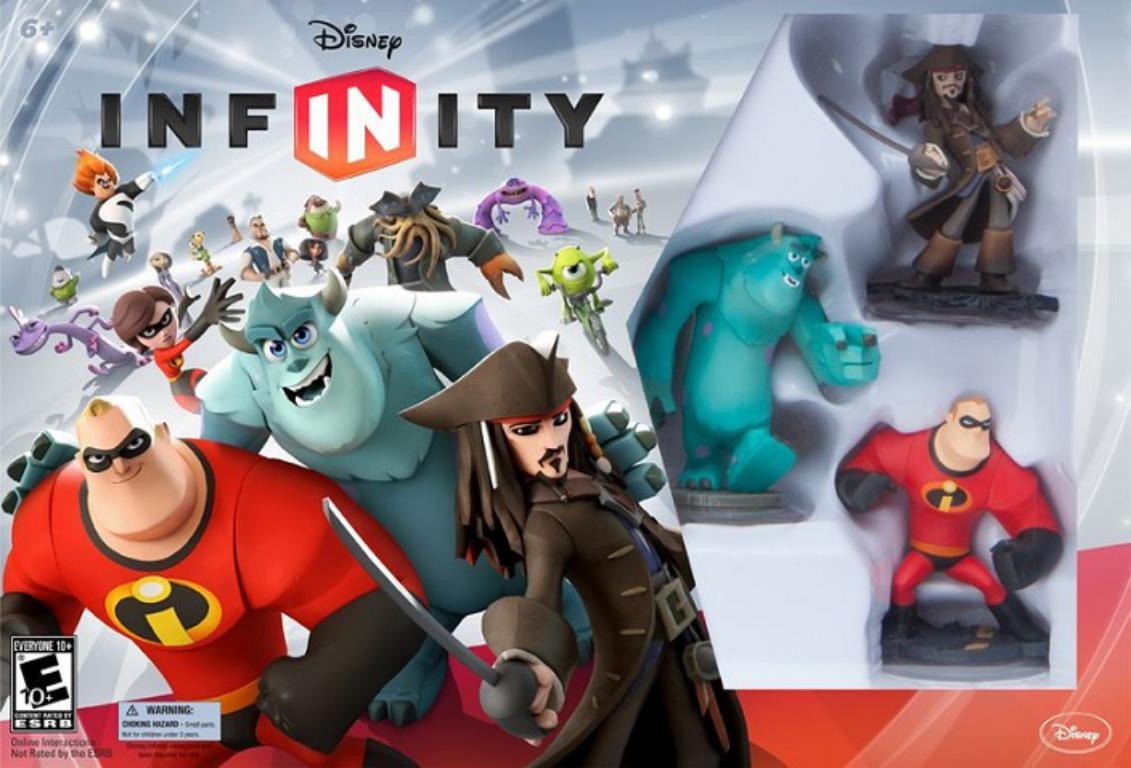 imagen del juego disney infinity en cuantocuesta.info