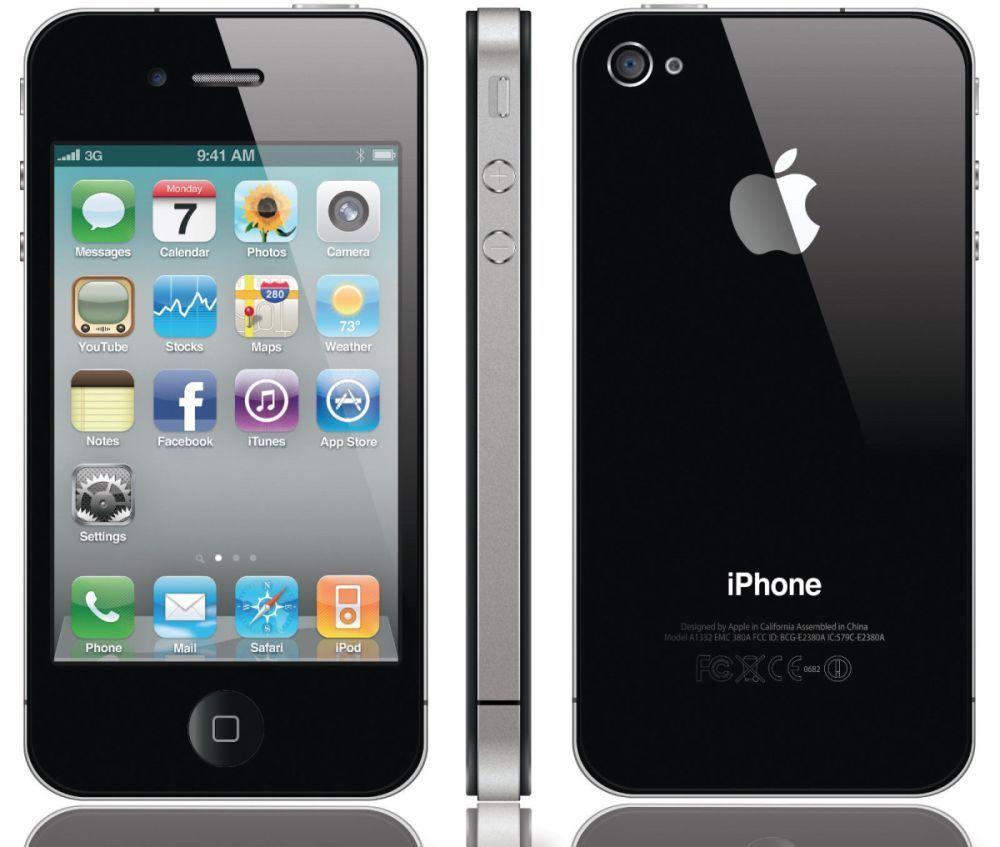como restaurar iphone 4