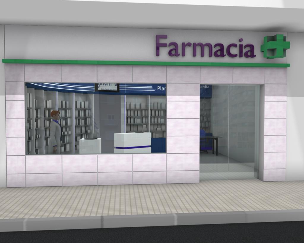 Cuánto cuesta una farmacia