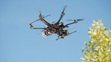 ¿Alquiler de drones en Barcelona?