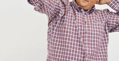 ¿Es fácil encontrar ropa para hombres de tallas grandes?